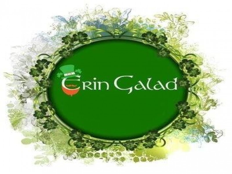 Groupe irlandais Erin Galad