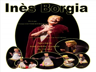 SPECTACLE INES BORGIA