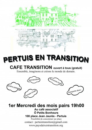 CAFE TRANSITION