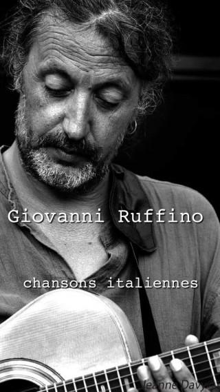 CONCERT Giovanni Rufino