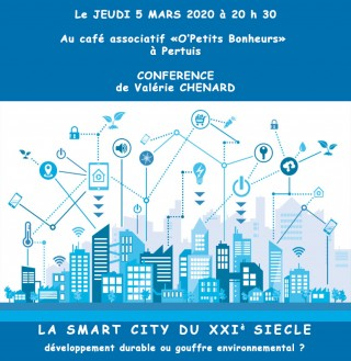 CONFERENCE SMART CITY