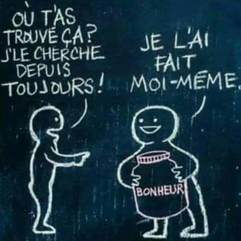 """CAFE PHILO """"LE BONHEUR"""""""