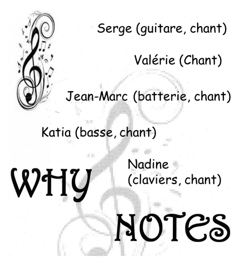 CONCERT WHY NOTES