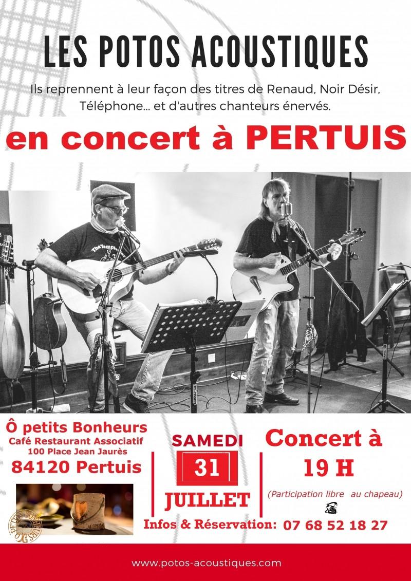 Concert chansons française